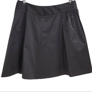 Lane Bryant Black A Line Skirt